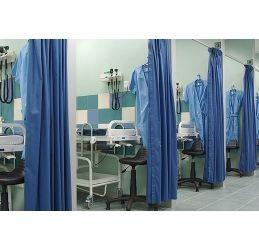 Hastahane Odası Perde