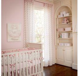 Bebek Odası Perde